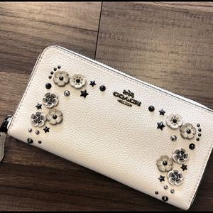 NEW! COACH Tea Rose Wallet